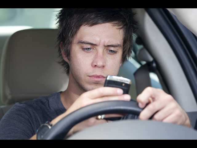 Teens may be even more distracted behind the wheel than previously thought