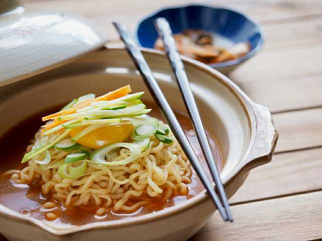 These thieves stole nearly $100,000 in ramen noodles; here's how many packs that is