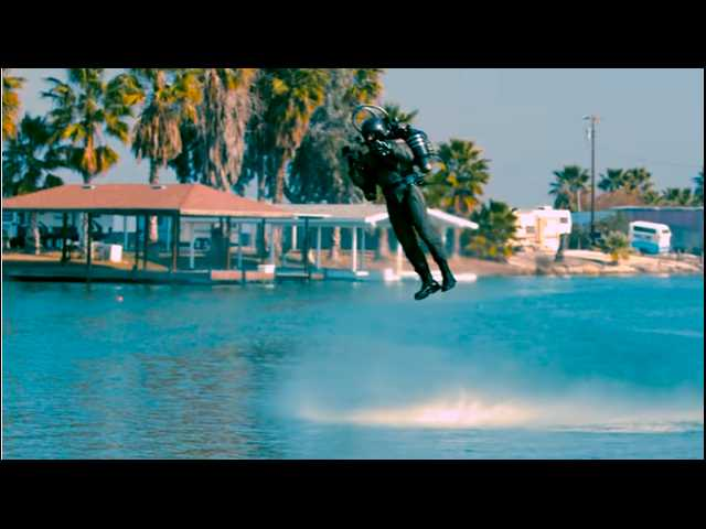 Have You Seen This? Real-life jet pack
