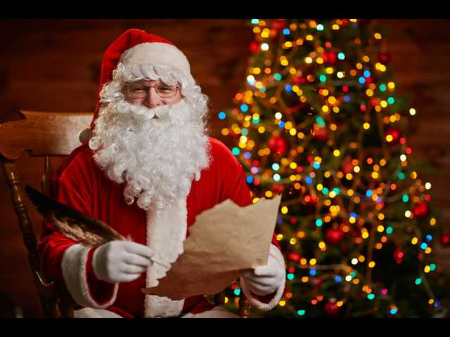 Santa can't get you that special gift this year, so he's sending apology letters