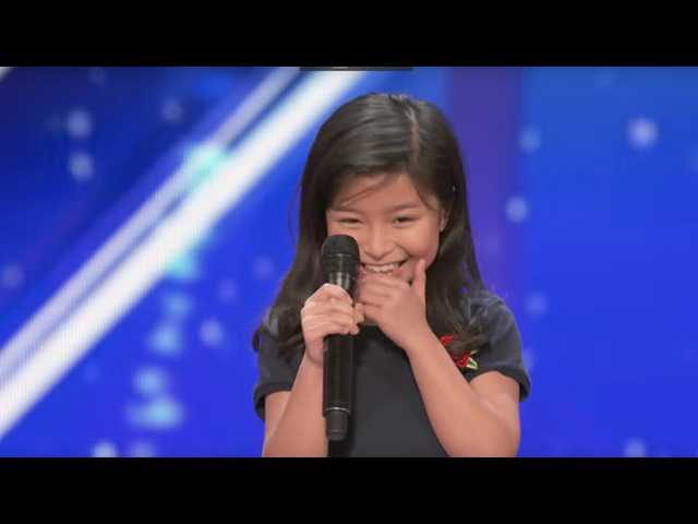 This 9-year-old girl performs cover of 'My Heart Will Go On,' absolutely crushes it