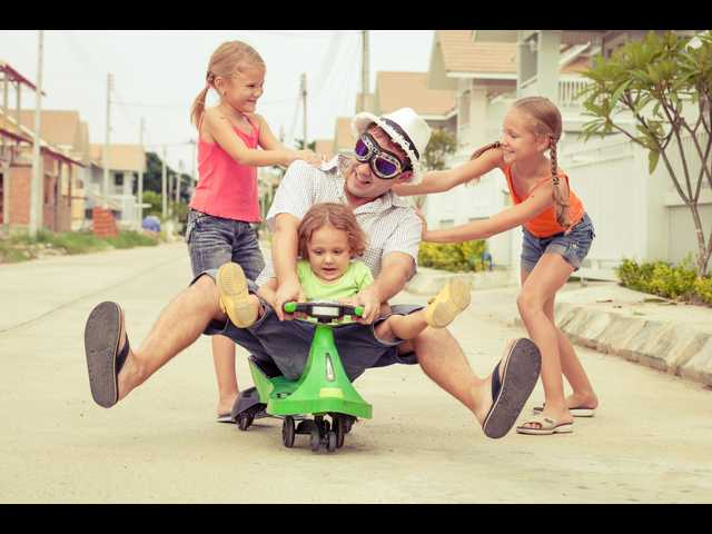 5 things a man does only when he truly loves your children (his stepchildren)