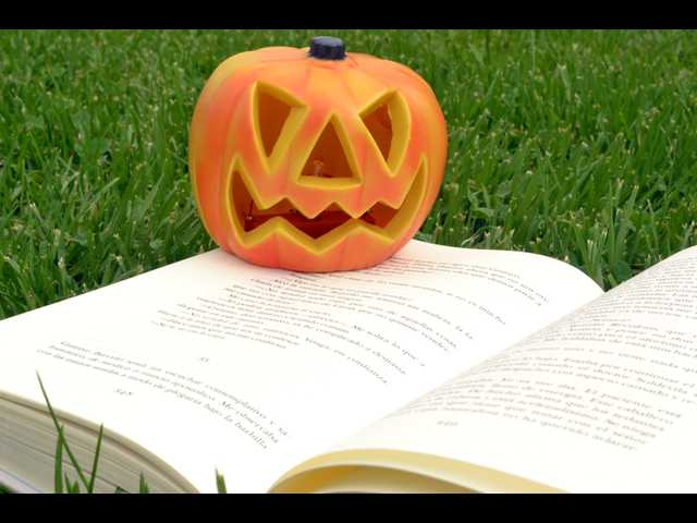 10 haunting reads to celebrate Halloween