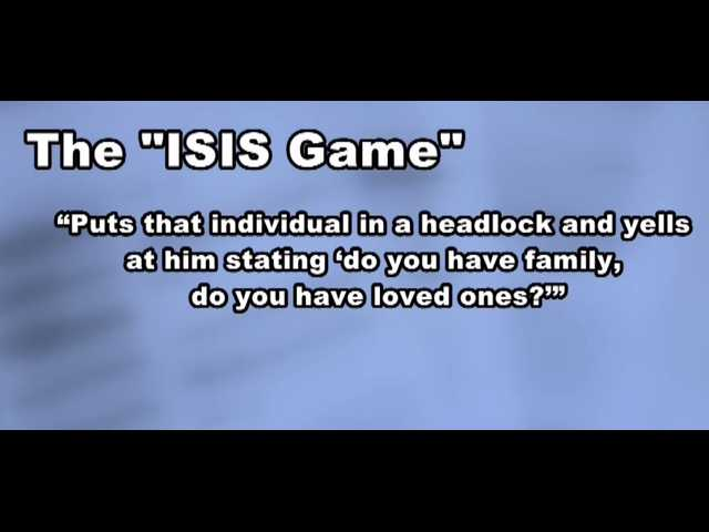 Student injured playing new 'ISIS Game.' Should your child worry?