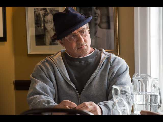 Stallone steals the show in Rocky spinoff 'Creed'