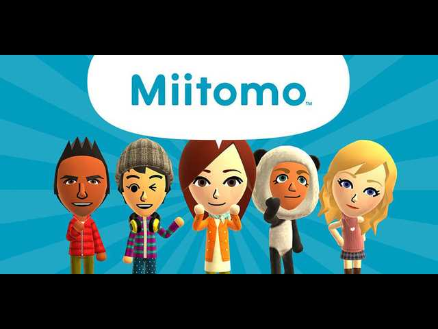 Nintendo's first mobile app is all about 'Mii'
