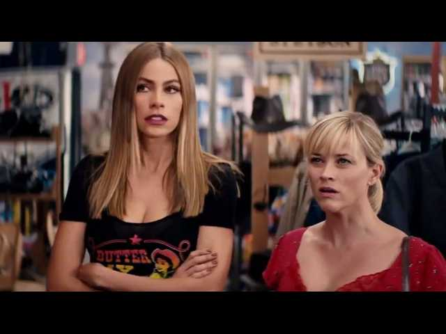 One reason you might want to see 'Hot Pursuit'