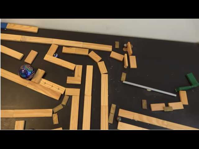 Have You Seen This? This ain't your childhood marble run