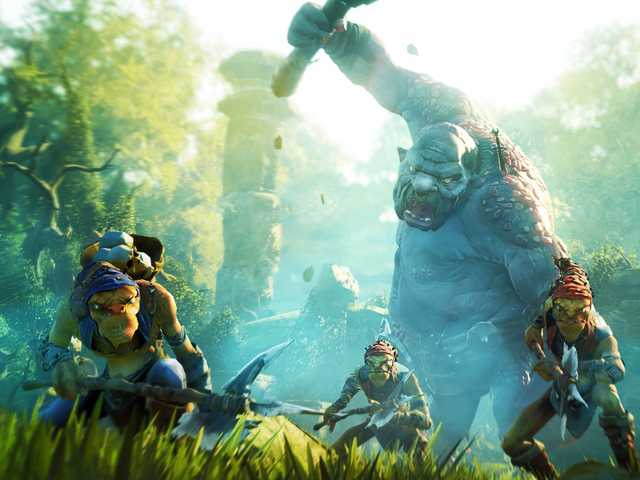 Newest 'Fable' breaks ground in cross-platform play