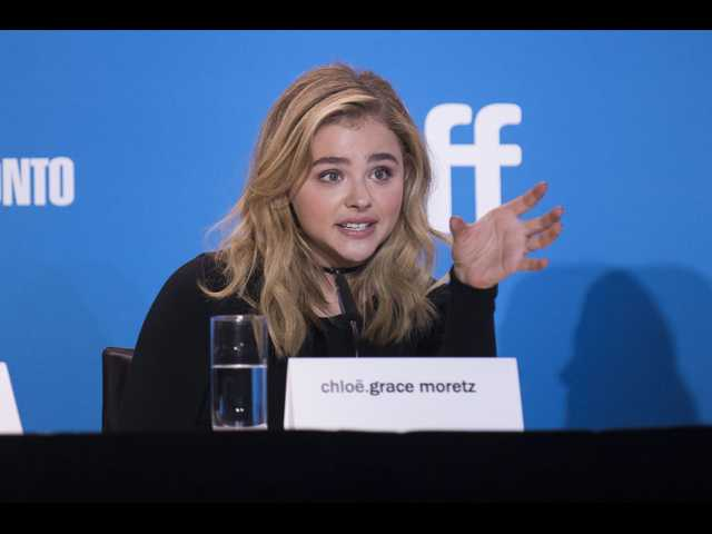 Chloë Grace Moretz says alcohol isn't cool anymore