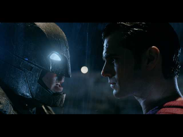 'Batman v Superman: Dawn of Justice' is a great start