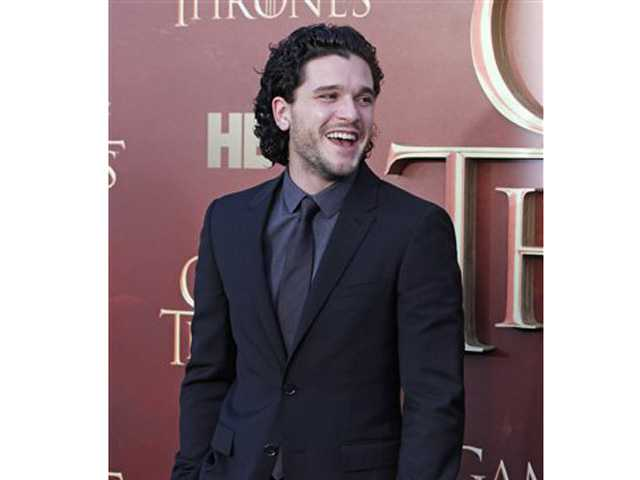 'Game of Thrones' star Harington: a quiet force as Jon Snow