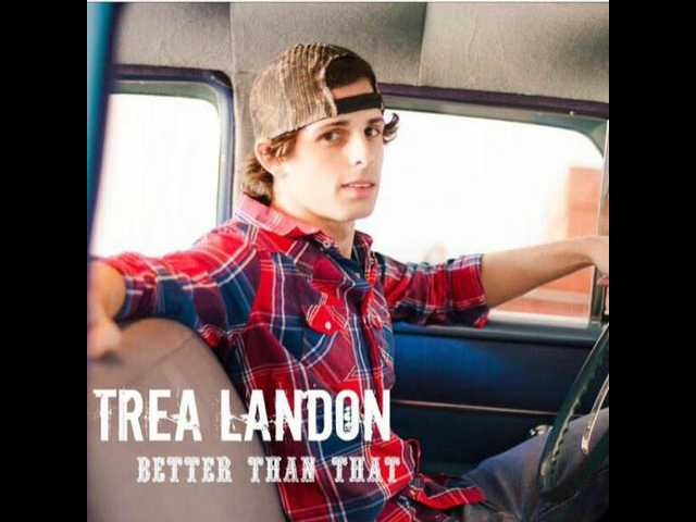 Trea Landon signs with Nashville publisher