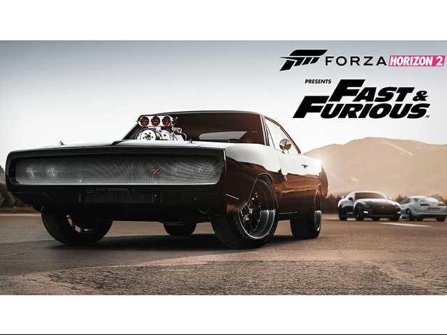 Burn rubber with new 'Fast & Furious'