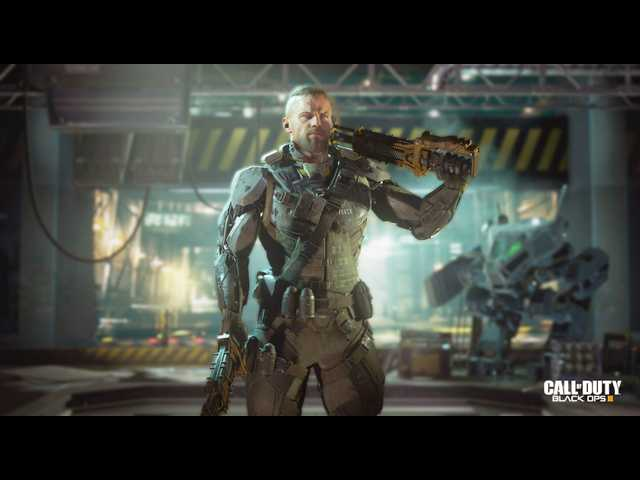 'Black Ops III': Just in time for your Christmas list