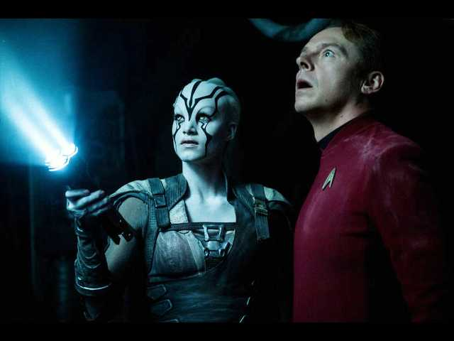 It retreats and repeats, but 'Star Trek' succeeds