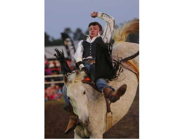 Award-winning rodeo will return in April