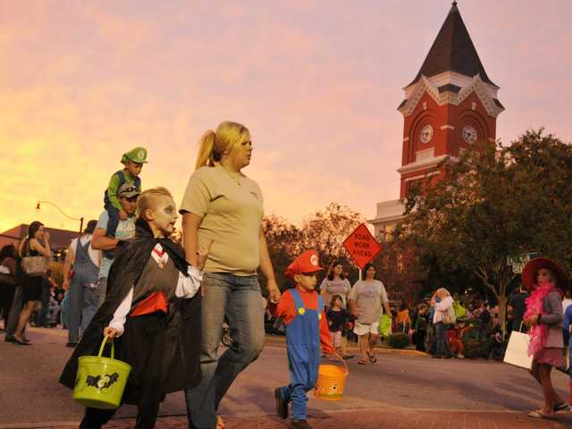 This year's Scare on the Square scheduled for this weekend