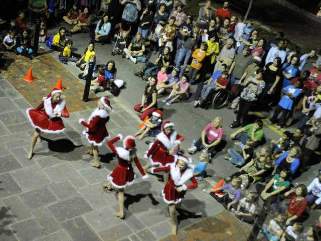 Haul out the holly at Downtown Holiday Celebration