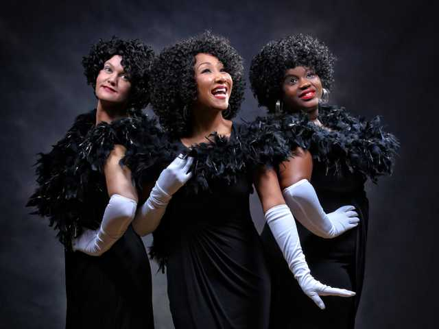 'Dreamgirls' ends heritage series on high note