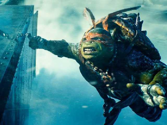 'Turtles' is just as awful as you expected
