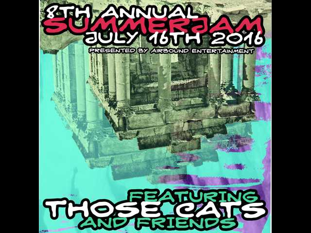 Summer Jam 8 bids  farewell to Those Cats