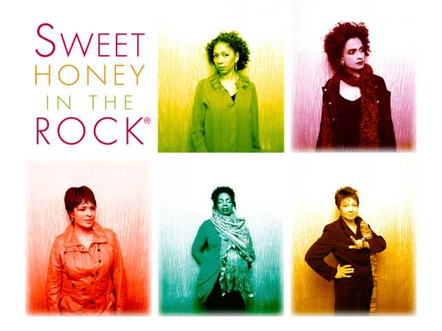 Get a taste of Sweet Honey in the Rock