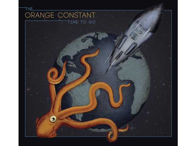 'Time to Go' for  The Orange Constant
