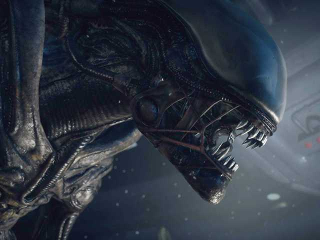 New 'Alien' creepy in all the right ways