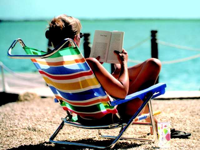 The best beach reads of 2015