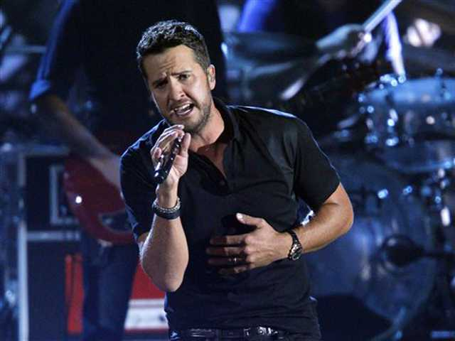 Luke Bryan leads American Country Countdown awards