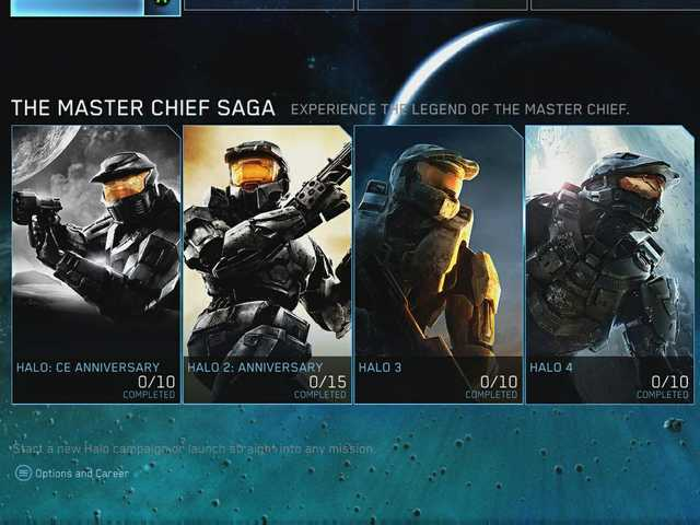 Introducing: the mother of all Halo games