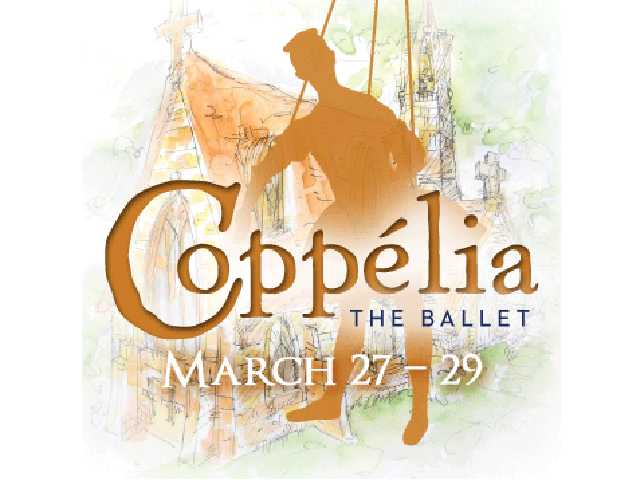 Coppélia comes to life this weekend