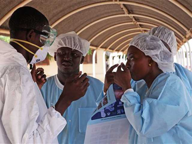 Africans give back: How Africans in the US are fighting Ebola back home