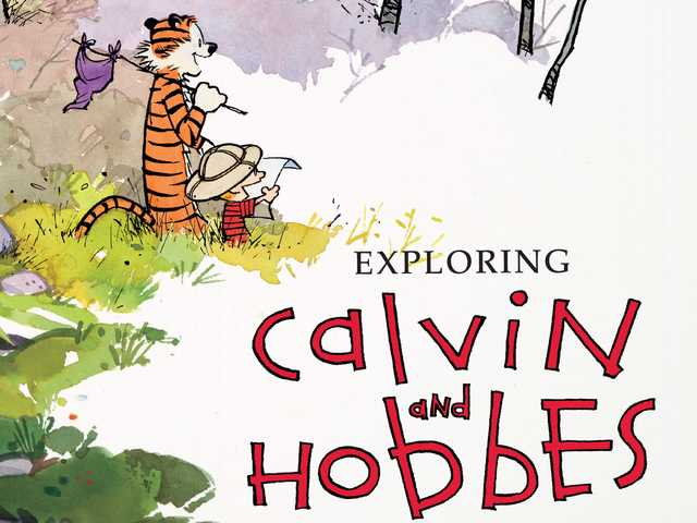 A chat with Calvin & Hobbes creator Bill Watterson