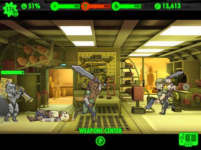 'Fallout Shelter' delivers apocalyptic fun