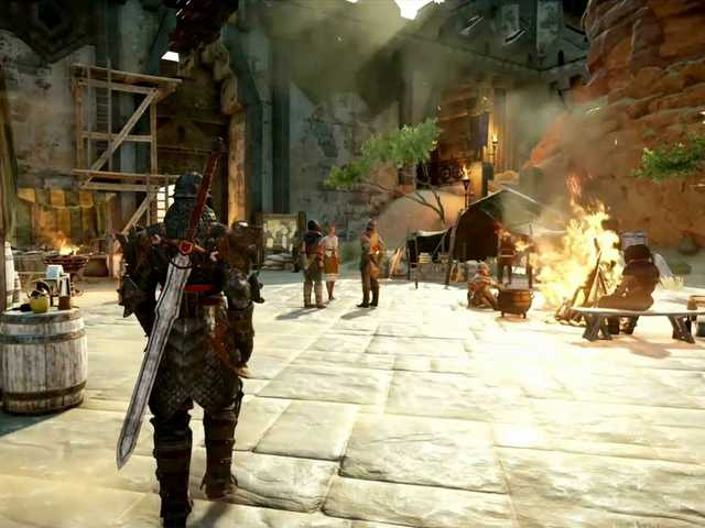 Welcome back to the Dragon Age
