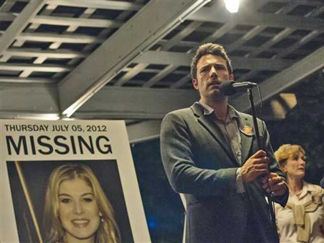 'Gone Girl' tops box office for second week