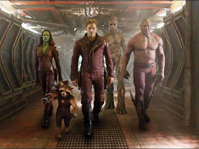 'Guardians' breaks mold for Marvel
