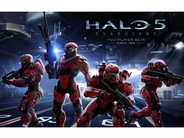 'Halo 5' beta: A 'mobile and agile beast'