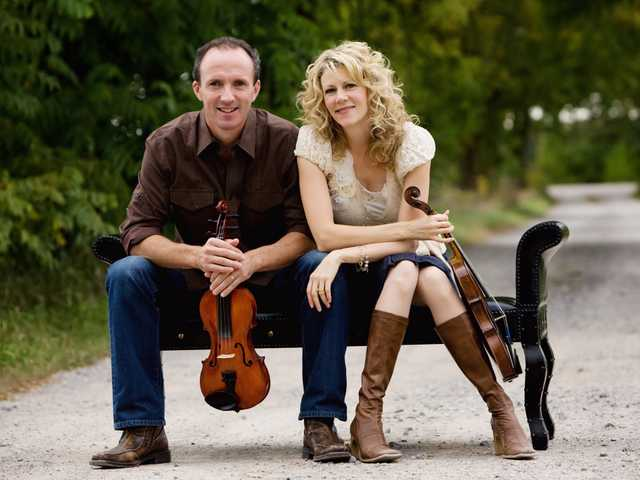 Fiddler family brings Celtic music to PAC