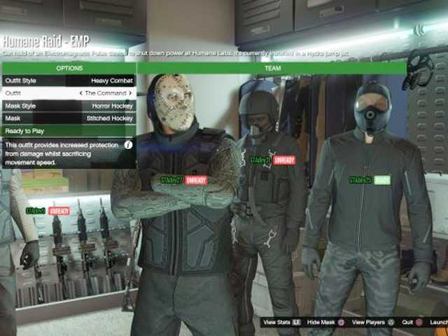 Planning heists ain't no picnic