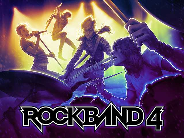 Four installments later, 'Rock Band' still rocks
