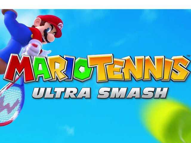 Zero, love for 'Mario Tennis: Ultra Smash'