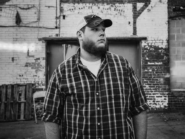 Luke Combs: A Mountaineer even an Eagle could love