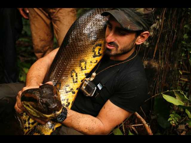 Discovery viewers outraged man not eaten alive on 'Eaten Alive'