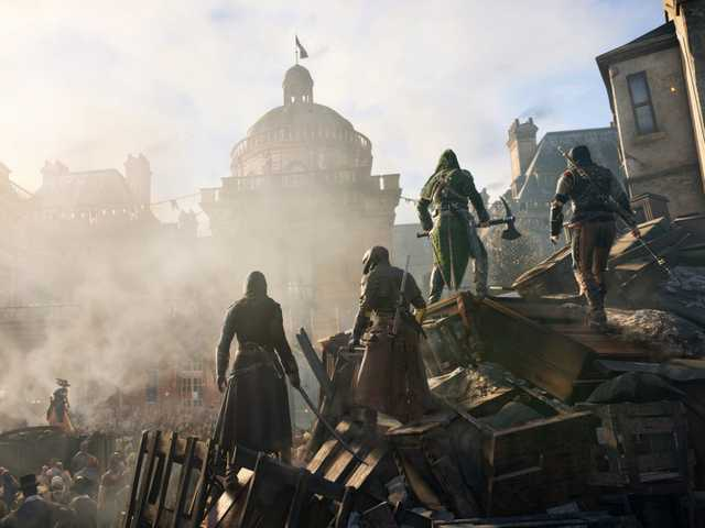 'Unity' best Assassin's Creed yet