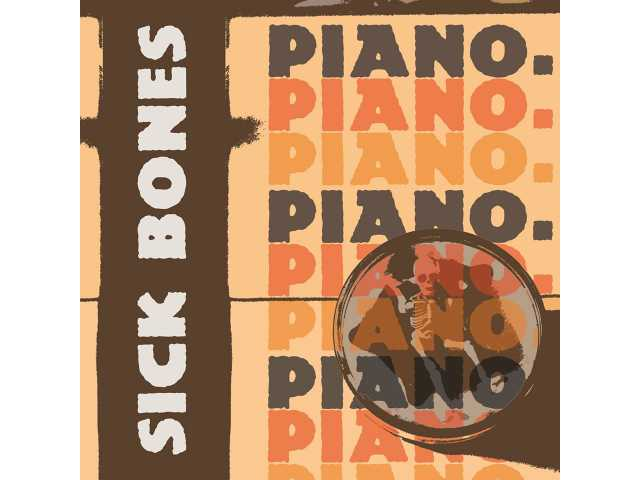 Piano. unleashes sweet blues in 'Sick Bones'
