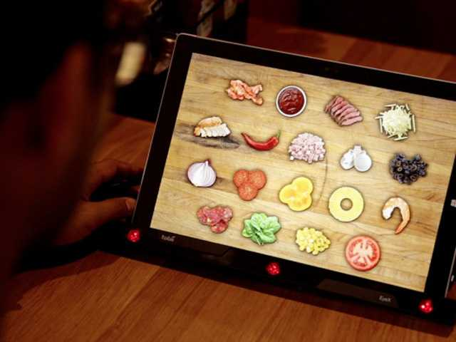 'Subconscious menu' knows what pizza you want