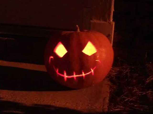 Pumpkin carving for (not quite) adults